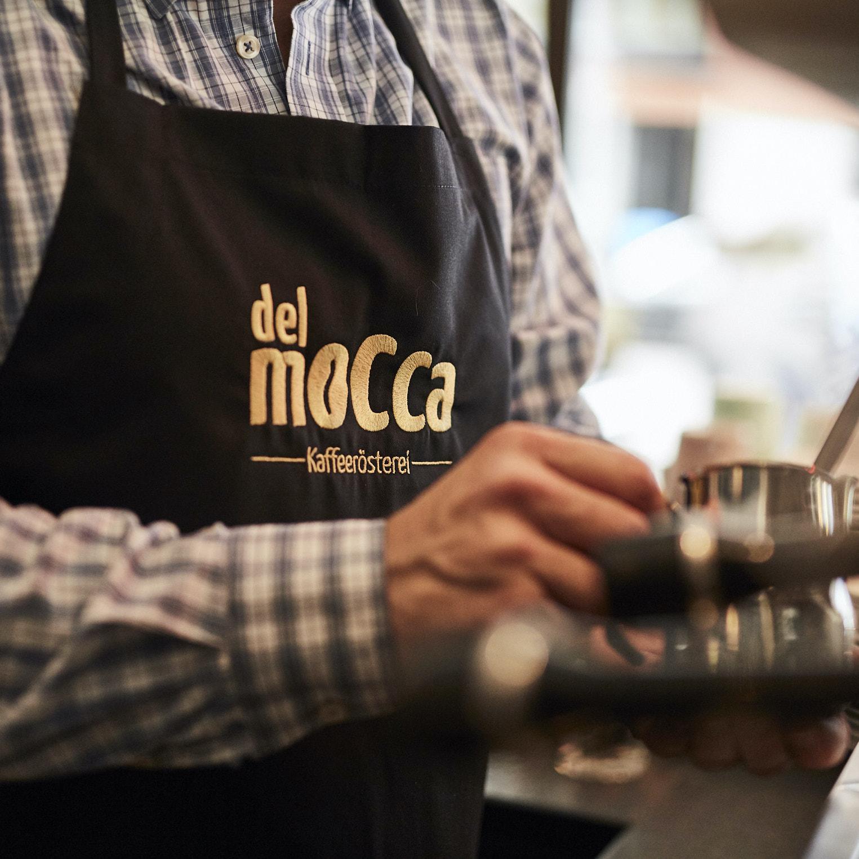 Kaffeerösterei delmocca